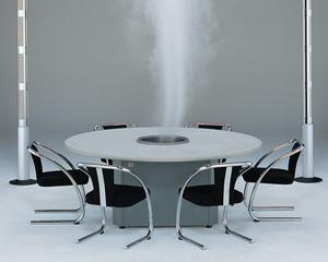 トルネックステーブル オフィスなど商談スペースに